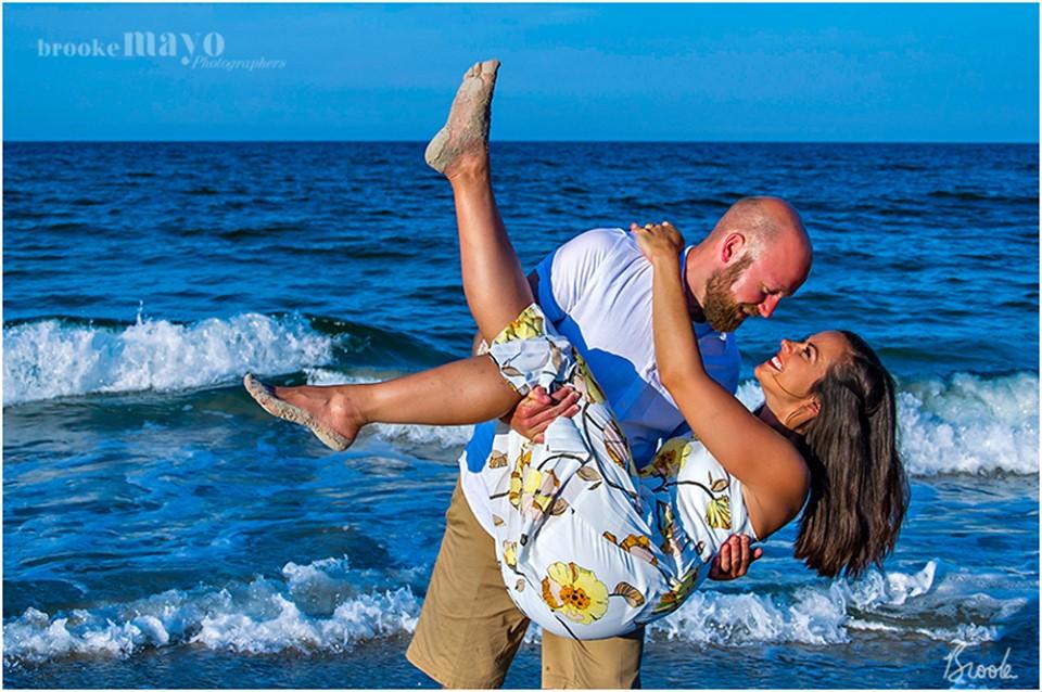 Corolla Beach Family Photographer