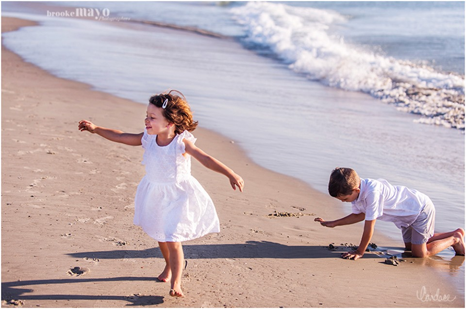 Outer Banks Sunrise Beach Portraits