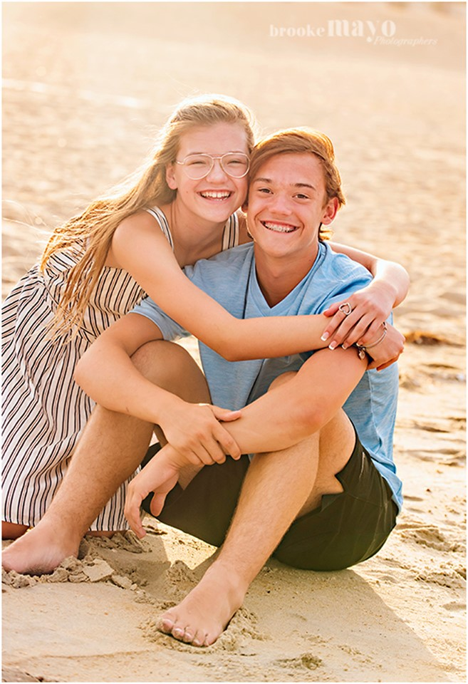 Nags Head Beach Portraits