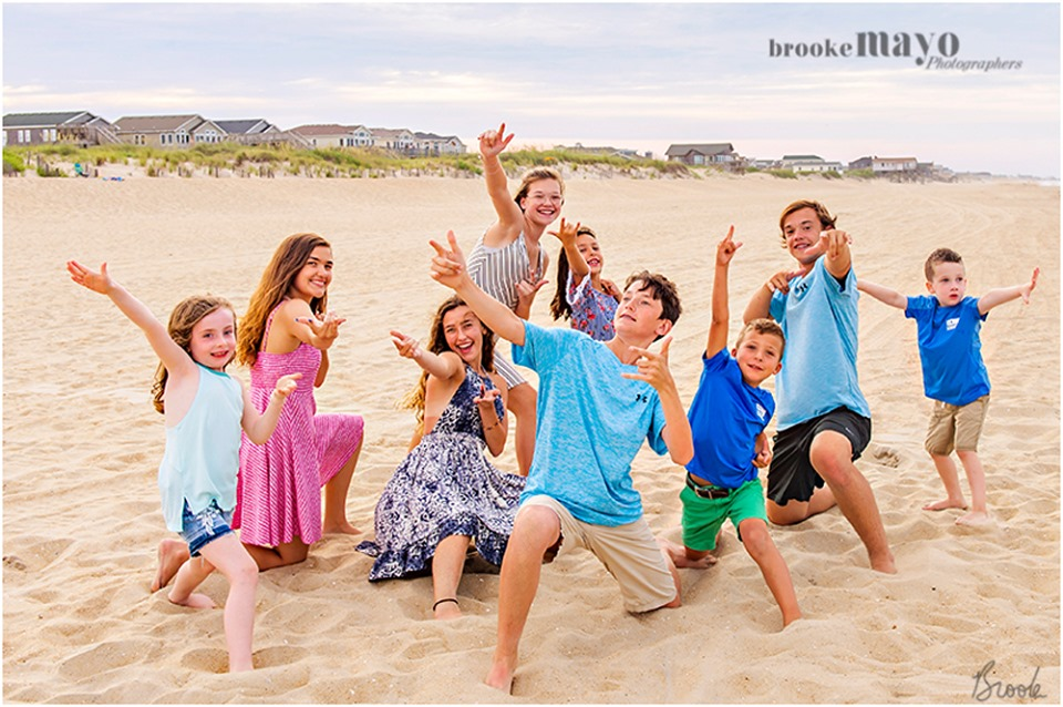 Outer Banks Family Reunion