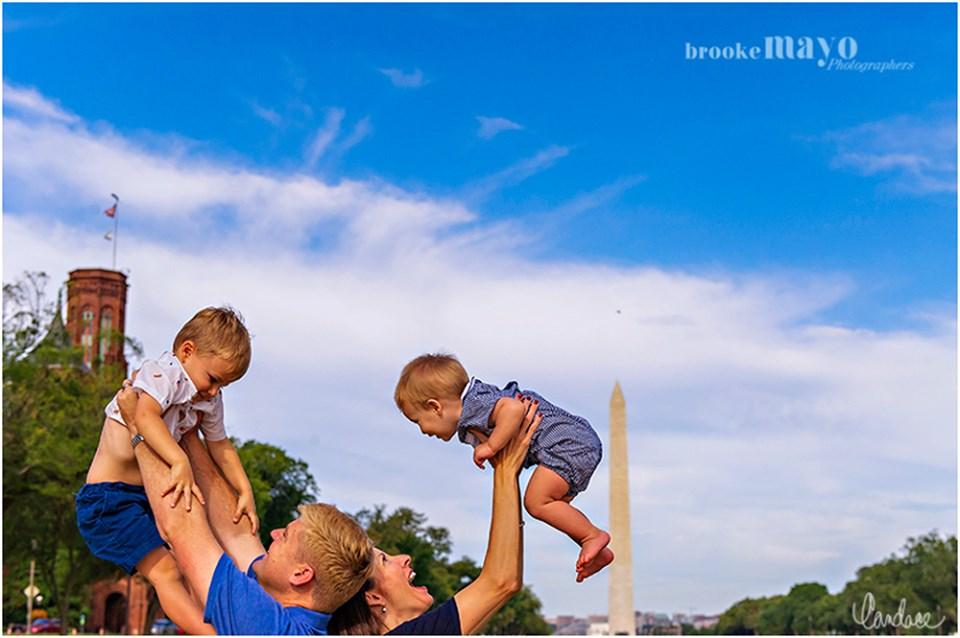 D.C. Family Portraits