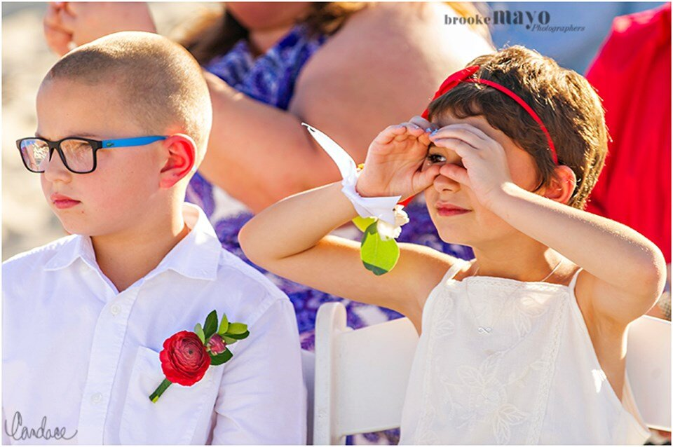 Outer Banks Beach Ceremony