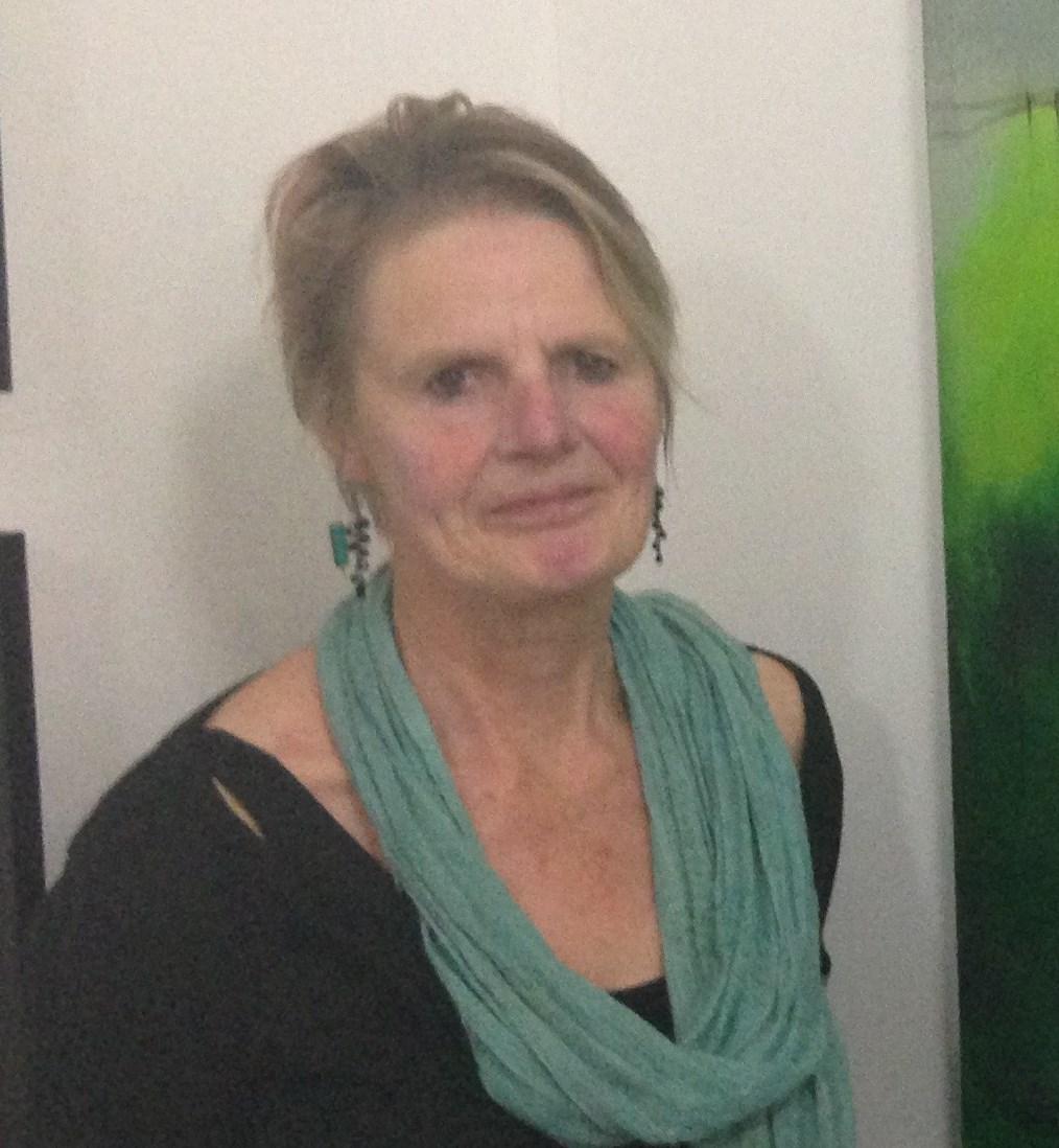 Anna Kot - Bath Open Art Prize Coordinator & Artist