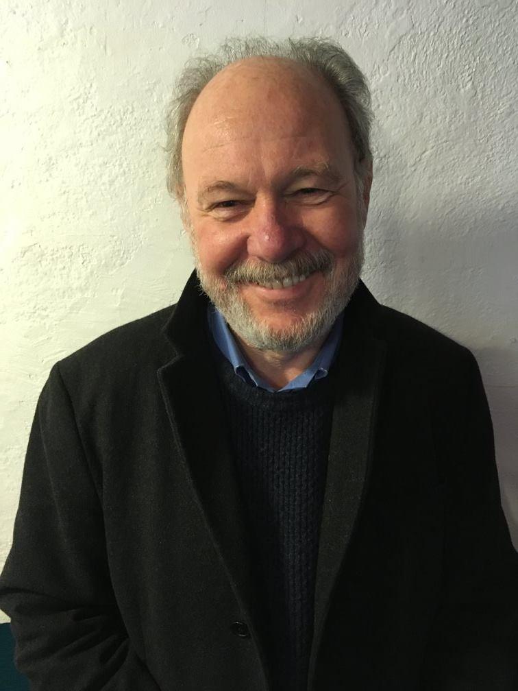 Geoff Dunlop - Curator & Artist