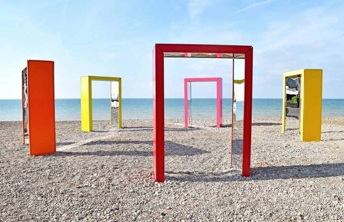 arty doors on beach.jpg