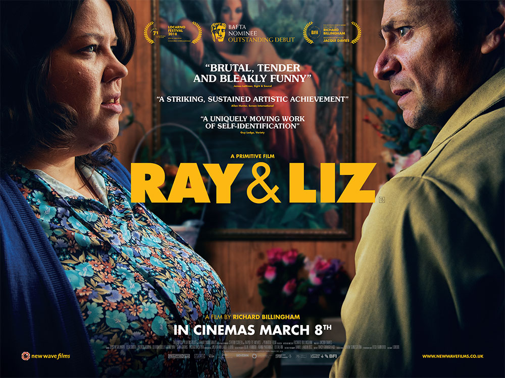 Ray & Liz - film poster