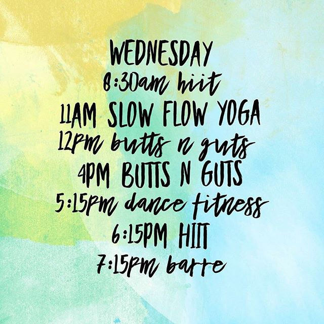 Come get your sweat on, Altus! We've got lots of times and varieties of workouts. No excuses! #soaltus #lifeinaltus #altusok