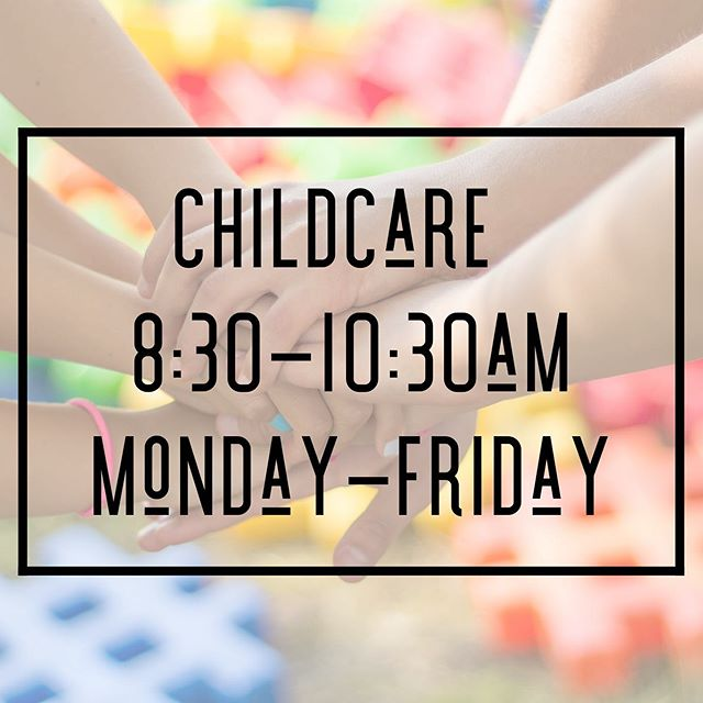 We have a new supervised childcare room at Fusion!  Bring your kiddos in while you take a class or workout on your own. $3/hour or $25/month unlimited. No advance registration needed.  This starts Monday, July 8th 🤗