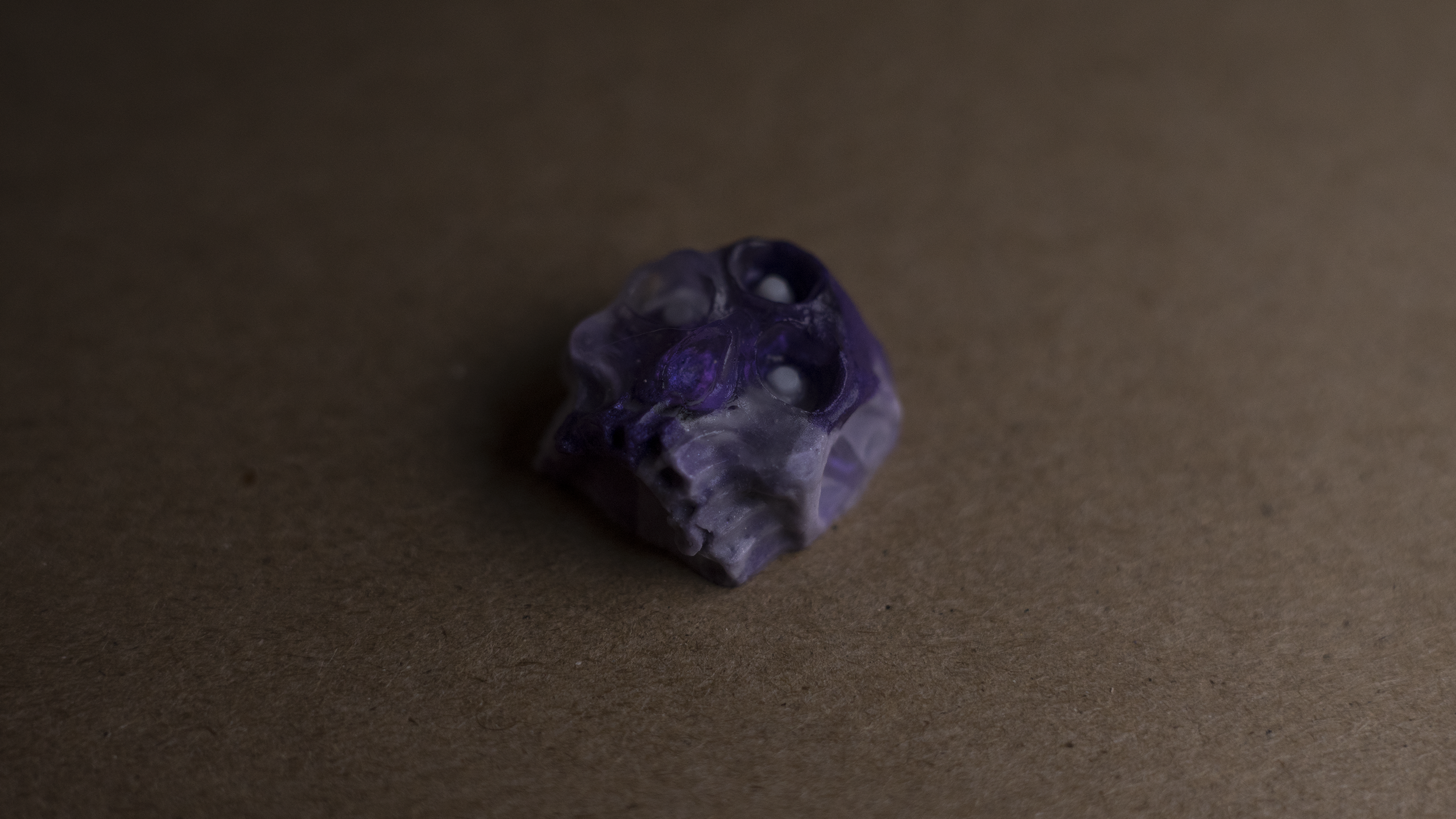 Eggplant Ice