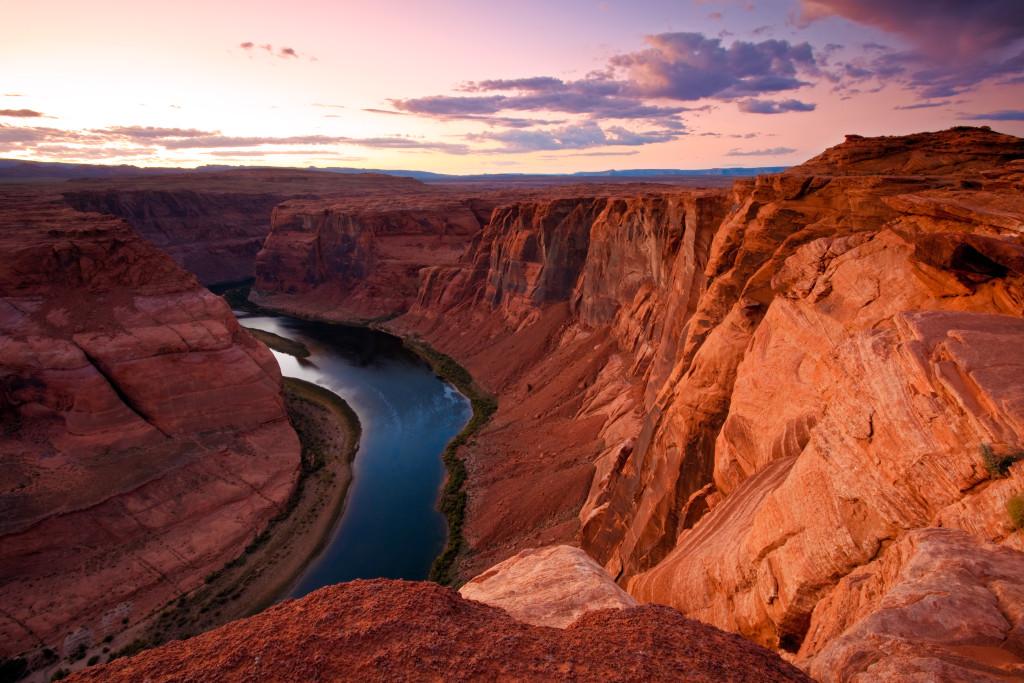 Colorado Sunset - Romain Guy
