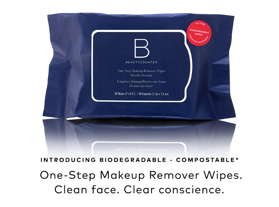 #4 Beautycounter's One-Step Makeup Remover Wipes