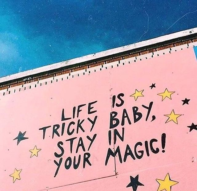 """Just your Monday morning reminder... #YouDoYou ✌🏻 —— Stay in your magic, stop comparing, less perfection, more winging it, find your tribe!  Let's these words carry you through the week! 🦄 —— It's so easy to get caught up in the """"tricky"""" parts of life (especially with social media) - so here's my trick ➡️ —— Create before you consume!  I love creating content, inspiring the masses through education, my passion for entrepreneurship and clean living ——  but did you know I rarely watch insta-stories? 🙈 I really limit my """"consumption"""" (sorry if I miss something exciting!) - but this mindset can really change your outlook and your thoughts for the entire day!  Your family will thank you too ☺️😉👊🏻 . . . #momblogger #beautycounter #motherhoodunplugged #momlifebelike #motivationmonday #inspire #create #addvalue #stopcomparing #stayinyourmagic #lessperfection #moredoing #lessscrolling #morecreating #consumelesscreatemore #entrepreneurship #entrepreneurquotes #momsofinstagram #cleanbeautyboss #fitmom #fitfam #momswhocrossfit"""