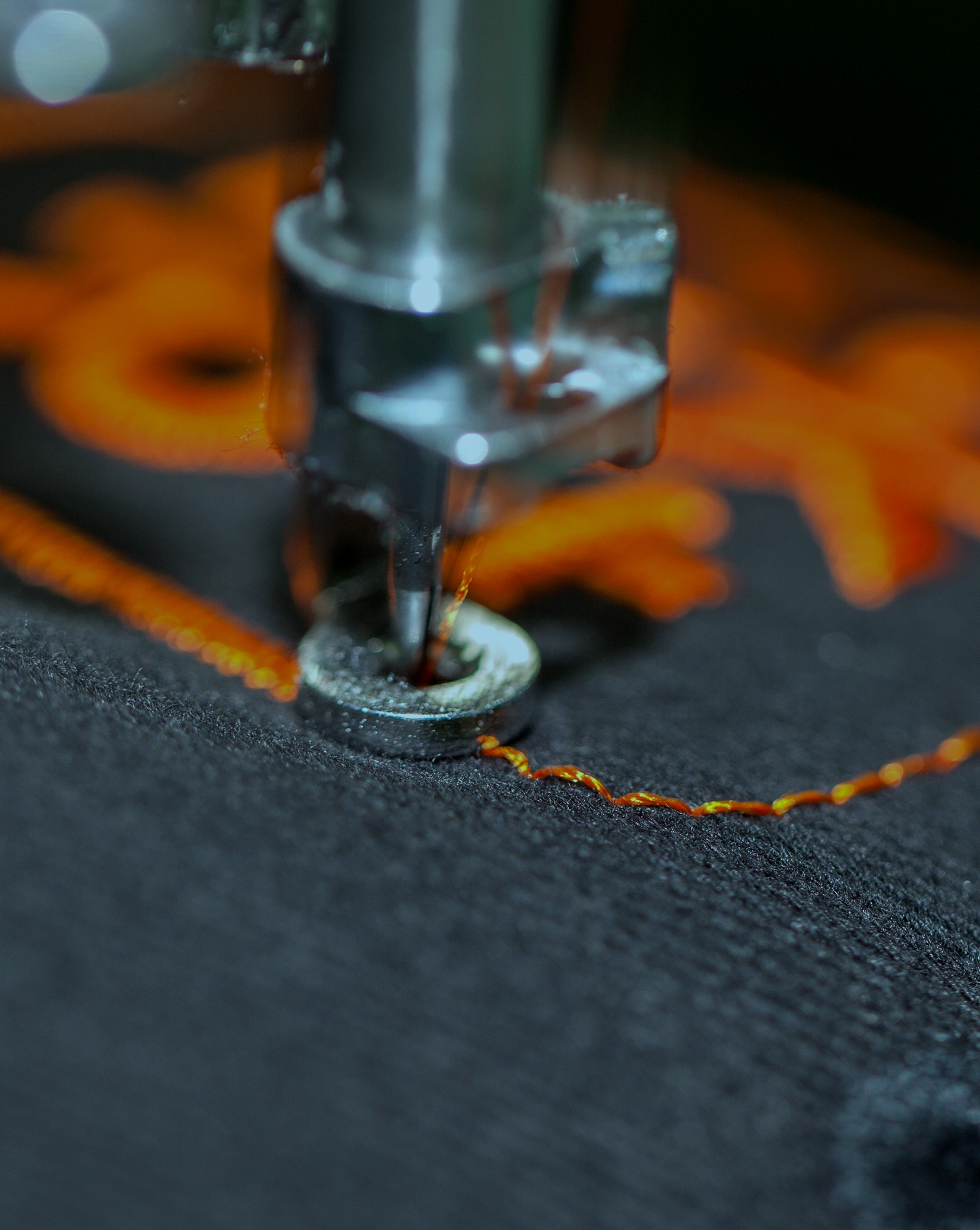 Embroidery - We can embroider on a multitude of products and can handle large quantities as well as single pieces. From polos and hats to towels and backpacks, we have done it and we want to do it again for you.