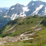 Miles of beautiful hiking trails