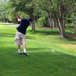 Golfing in the Skagit Valley