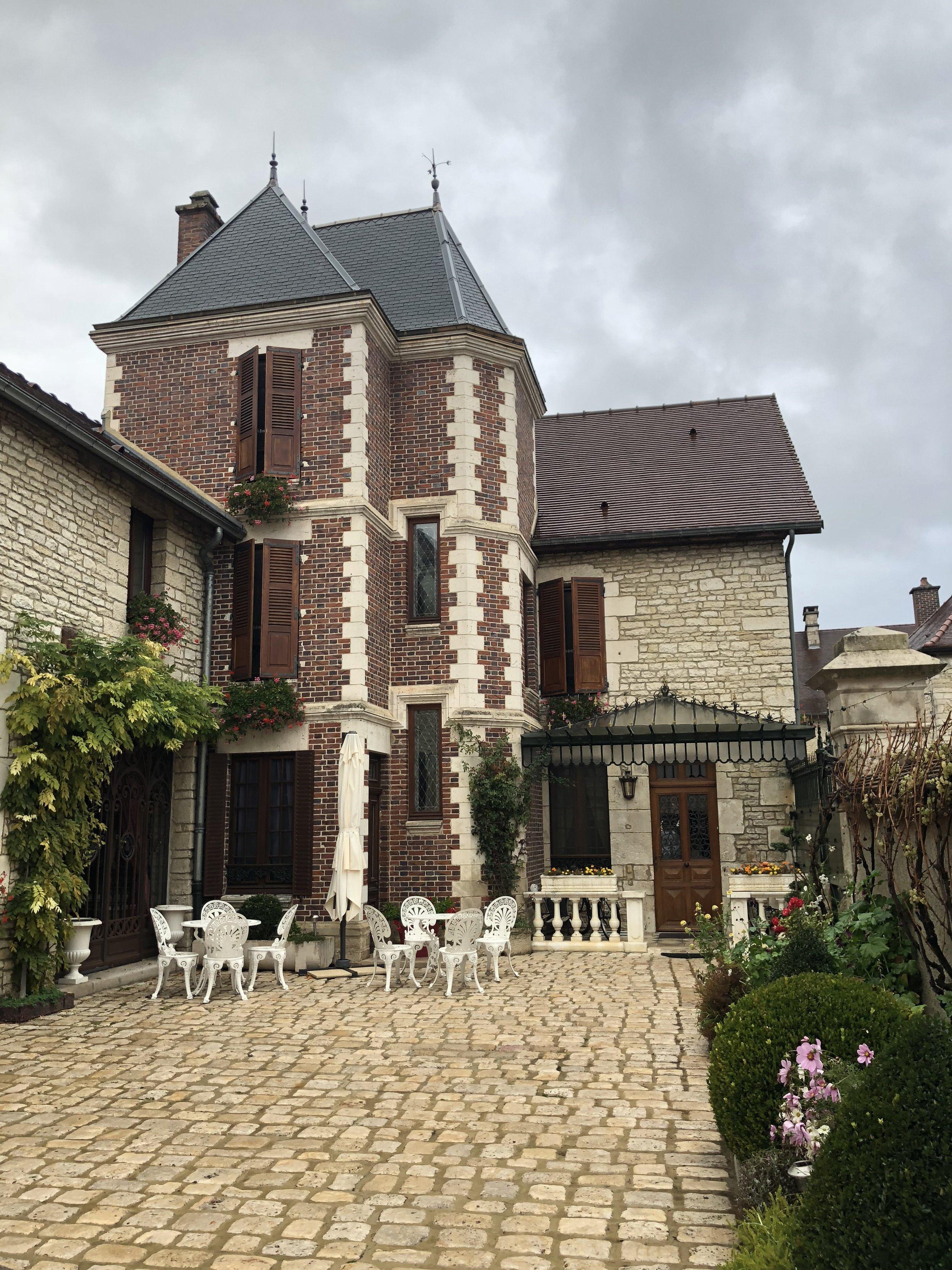 Champagne Bartnicki in Gye-sur-Seine
