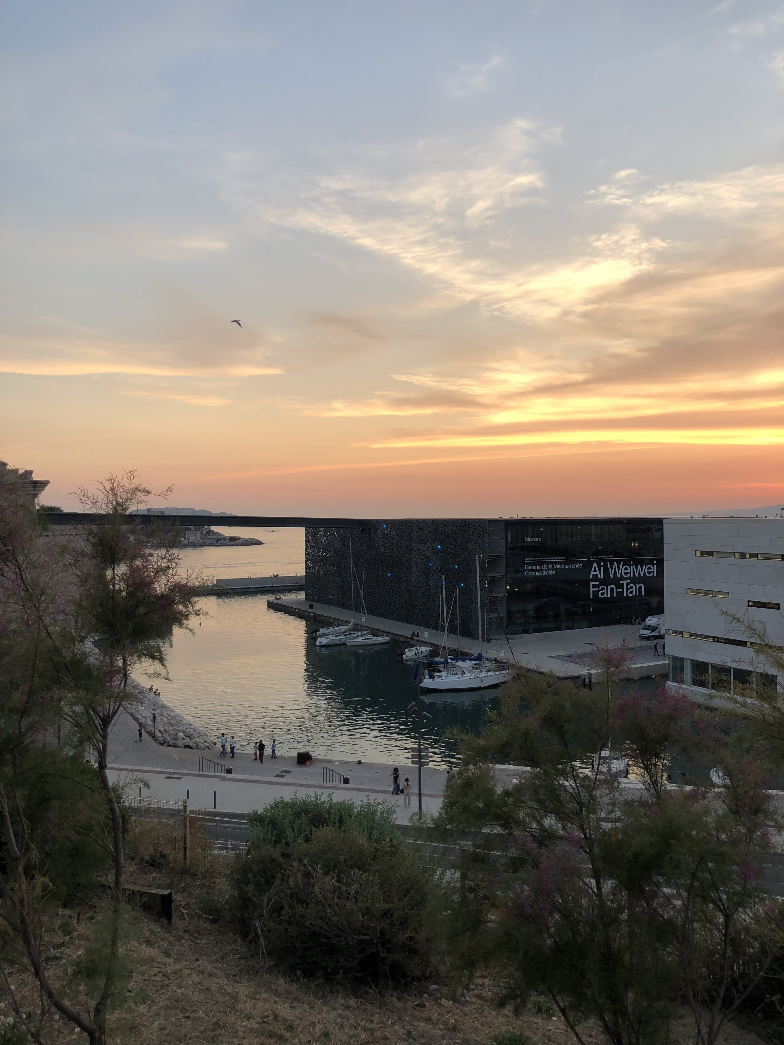 Marseille's stunning Mucem museum