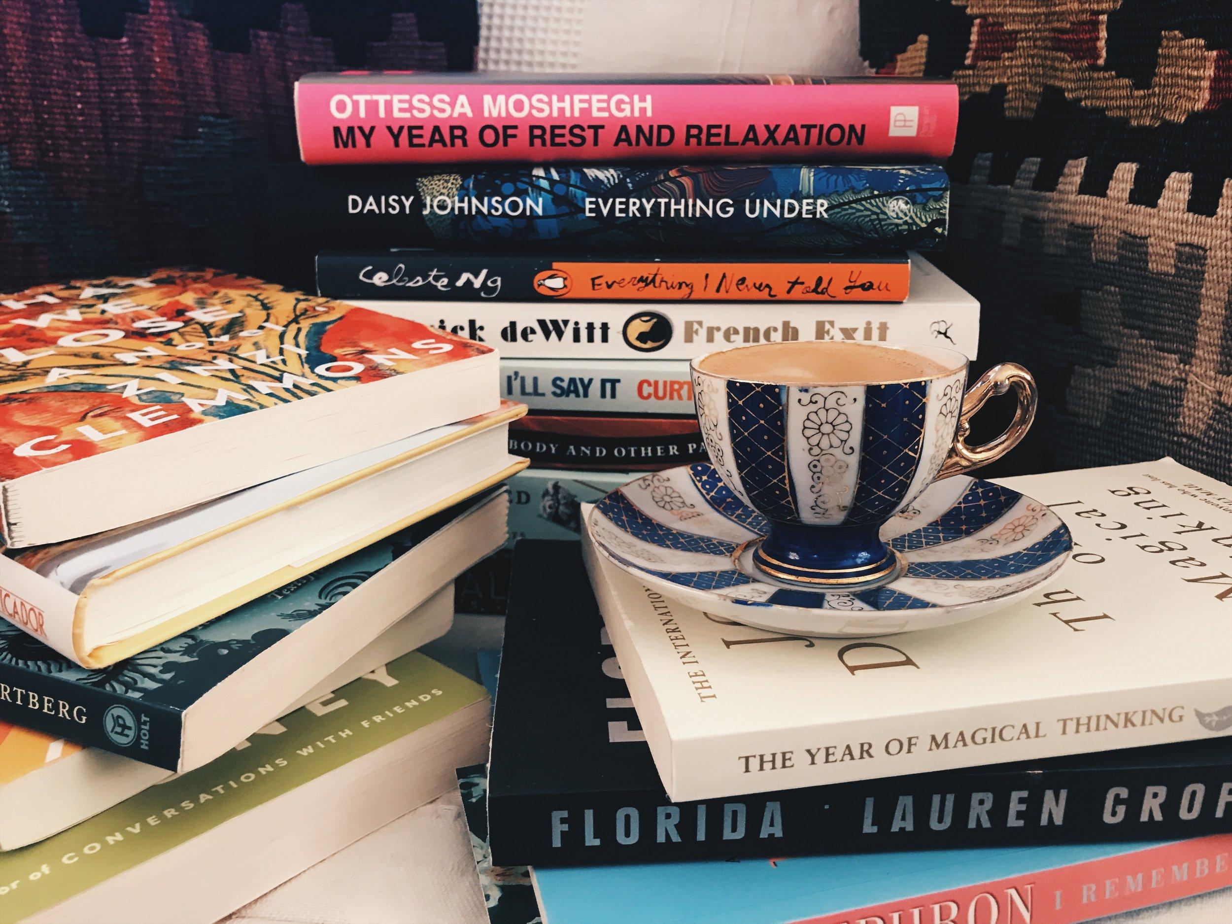 Olivia 2018 in books.jpg