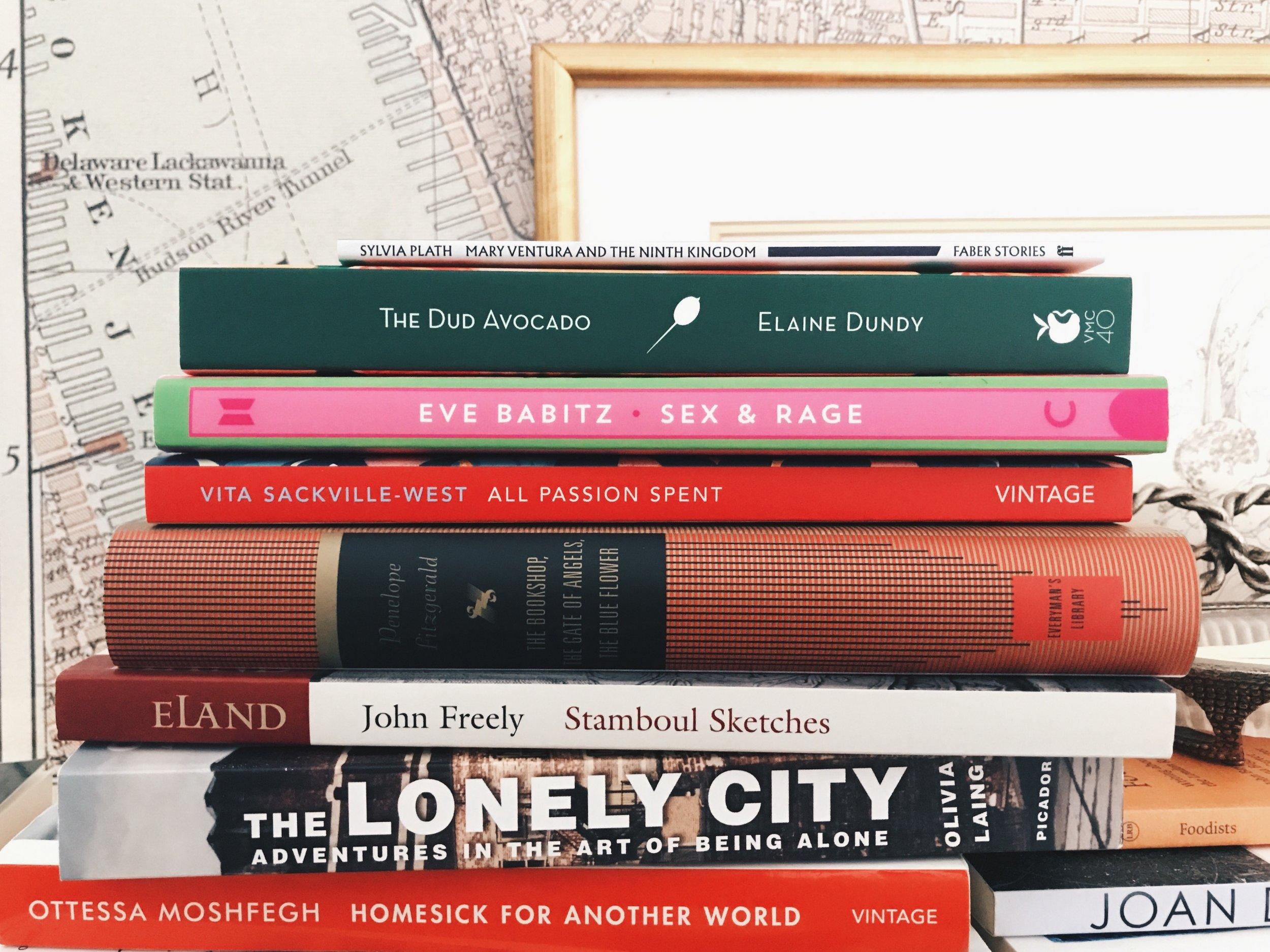 The Attic on Eighth Winter Reading List TBR.jpg