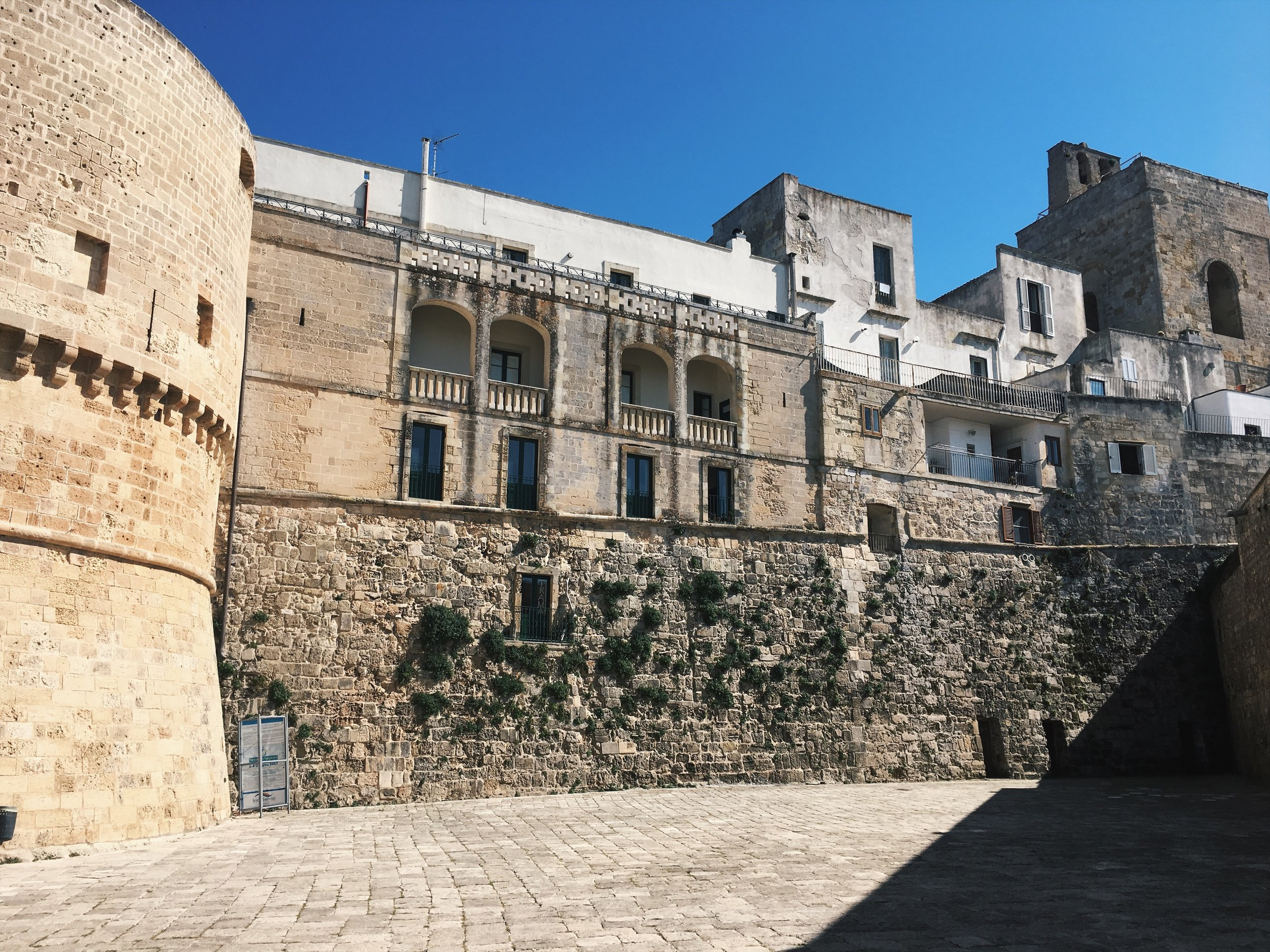The Castle of Otranto Puglia 2019 Rory Mara The Attic on Eighth.JPG