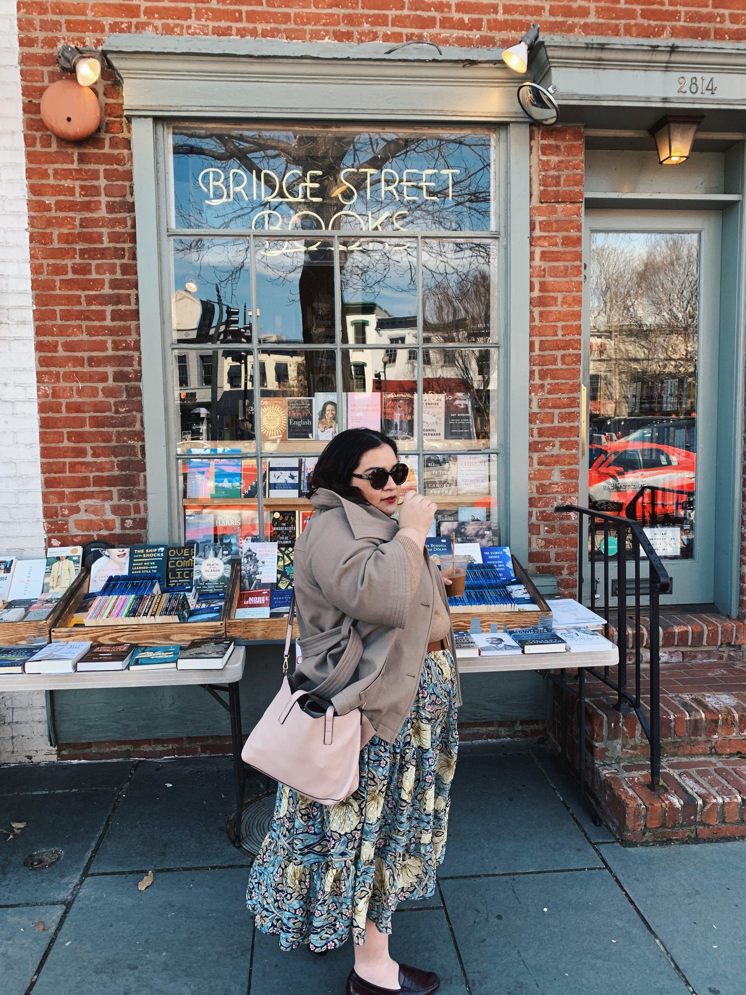 Bridge Street Books Georgetown The Attic on Eighth 1.JPG