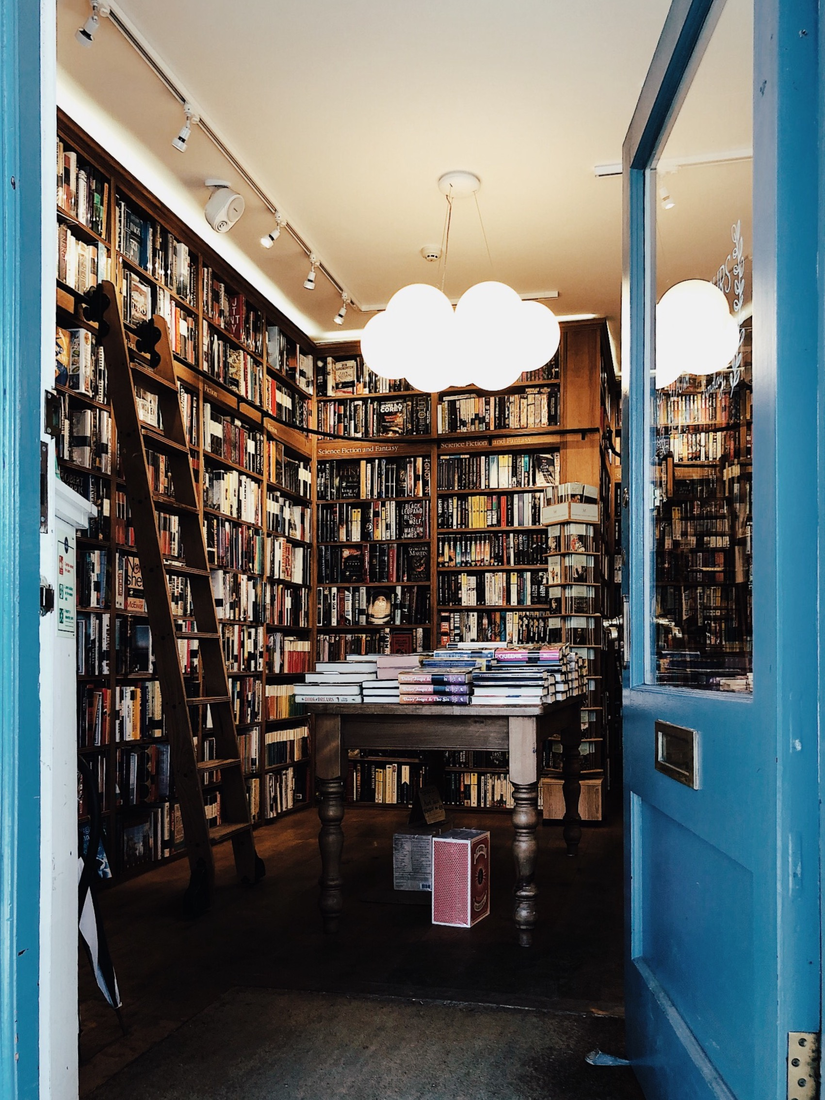 Topping and Company Booksellers, photographed by Jessica Armstrong.