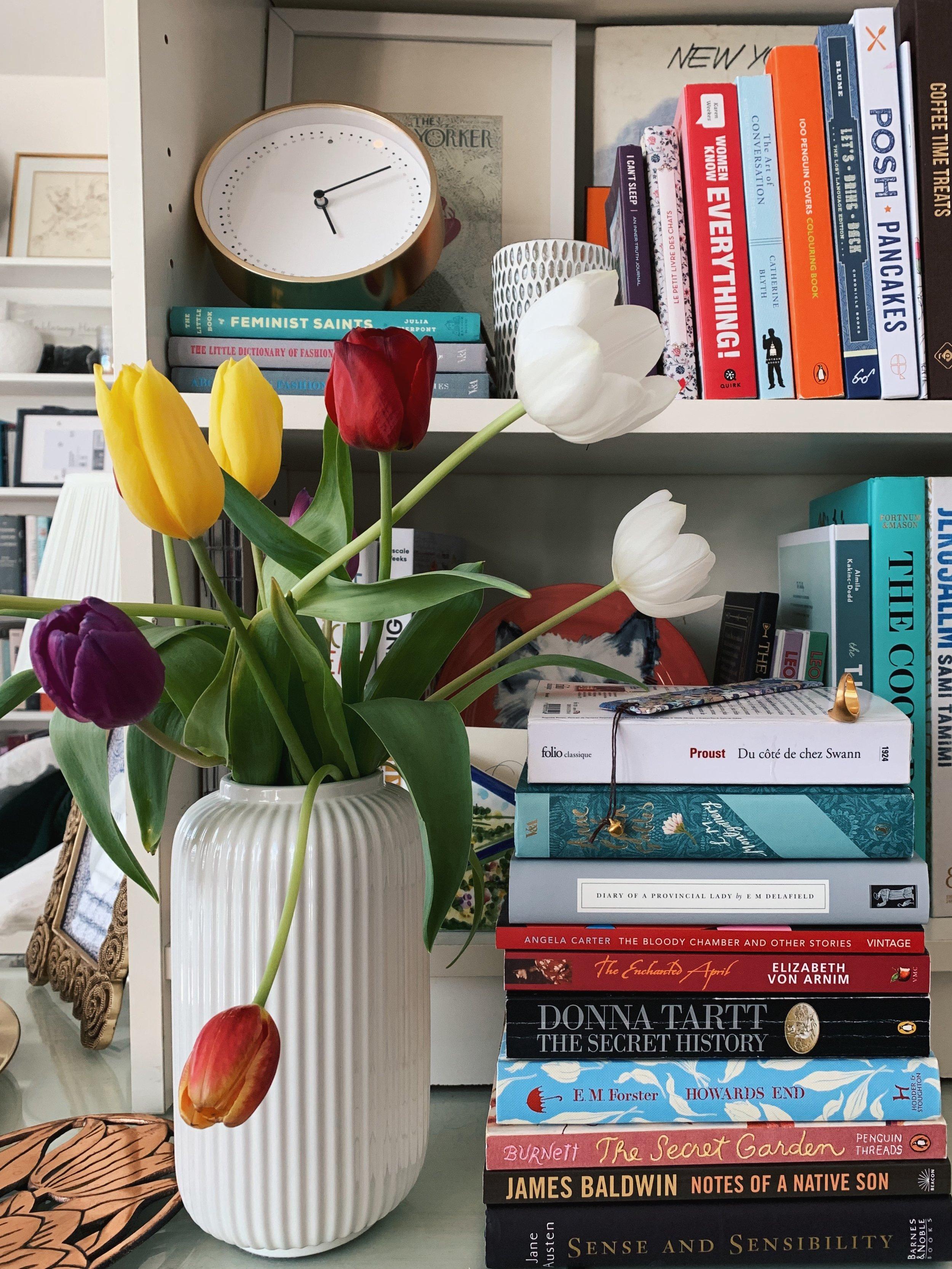 Spring Reading List Classics The Attic on Eighth 2019 Olivia Gündüz-Willemin.jpg
