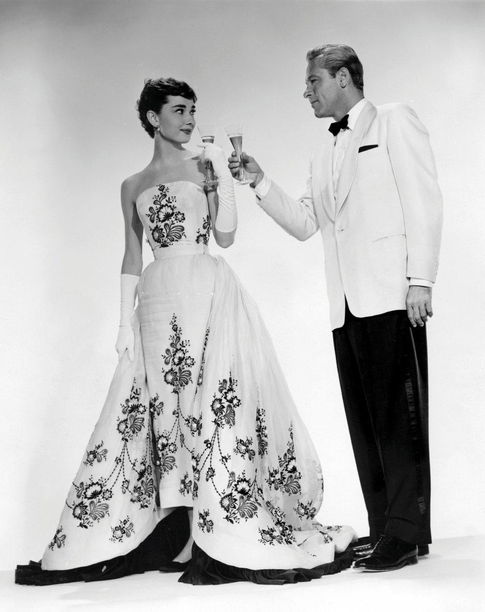 Sabrina, 1954. Directed by Billy Wilder.