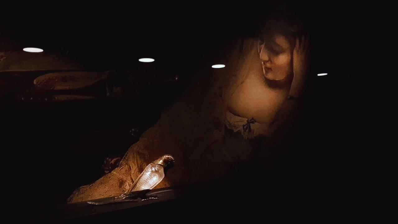 Mishka Hoosen A Day in the Life The Attic on Eighth Fragonard 2.JPG