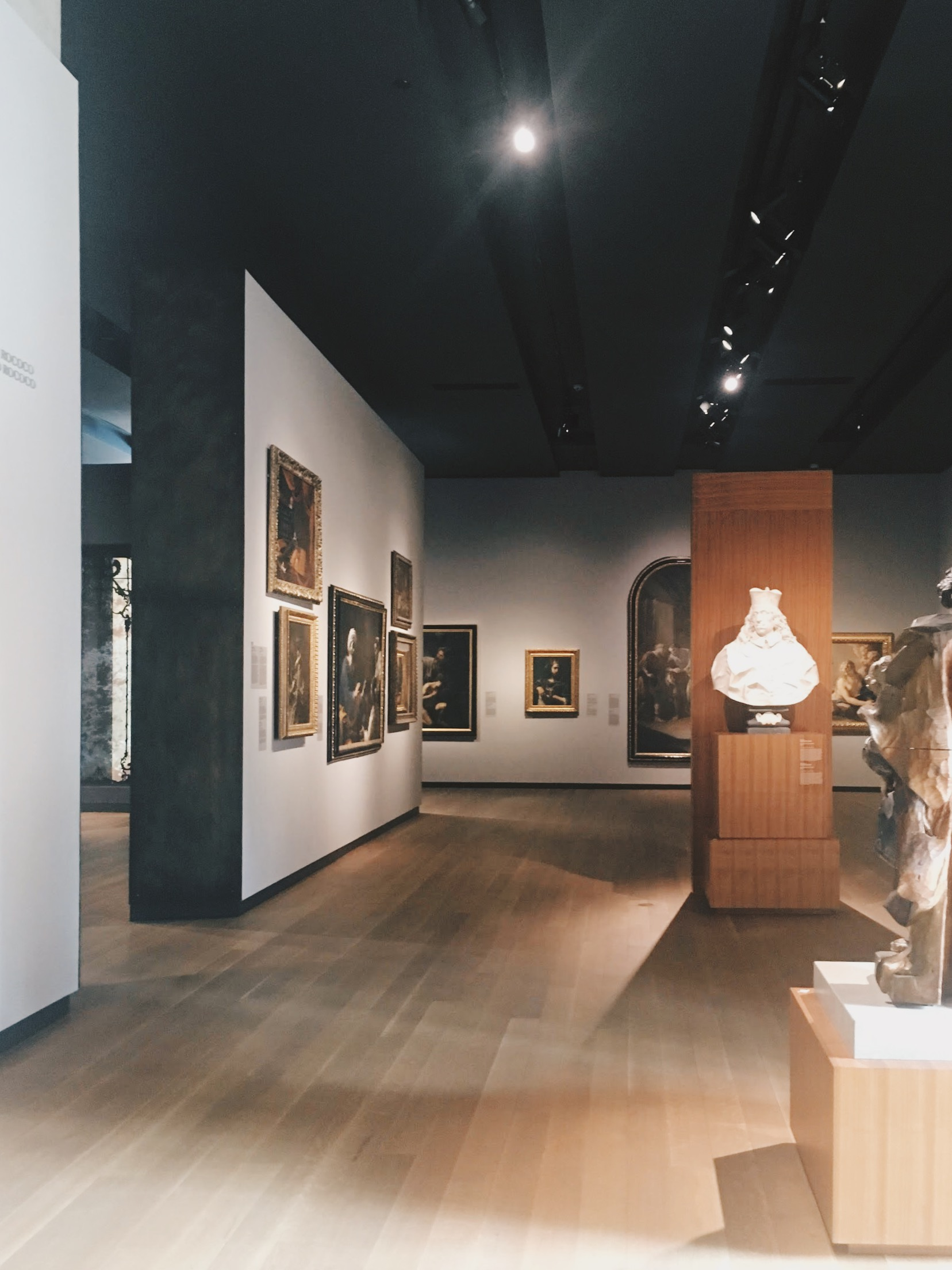 Musée des Beaux Arts Montreal M.A. McCuen The Attic on Eighth Montreal Guide.JPG