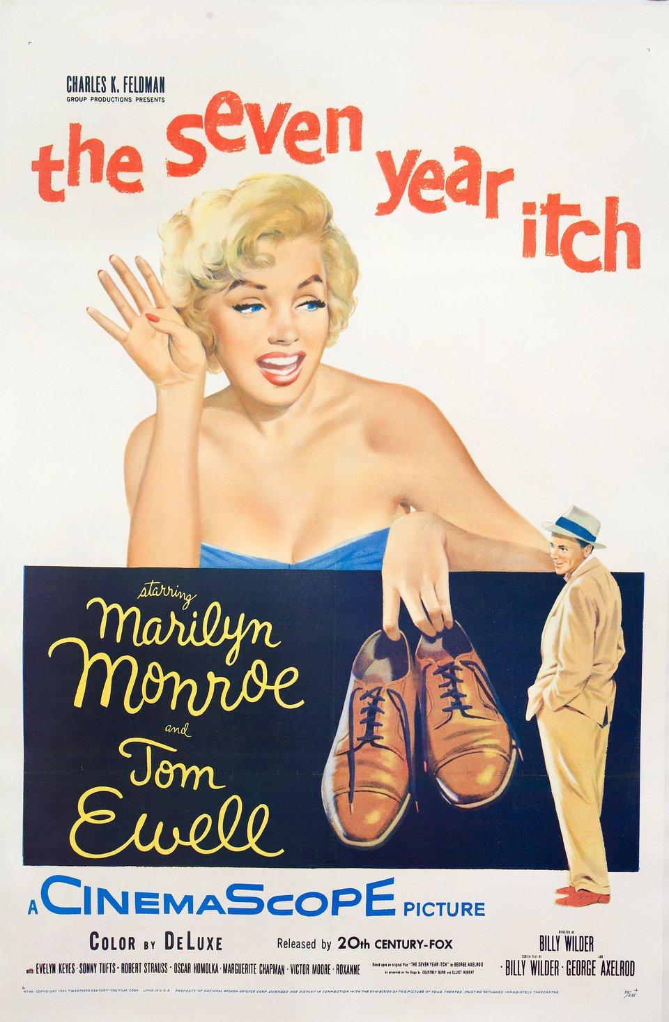 1955 U.S. One Sheet Poster