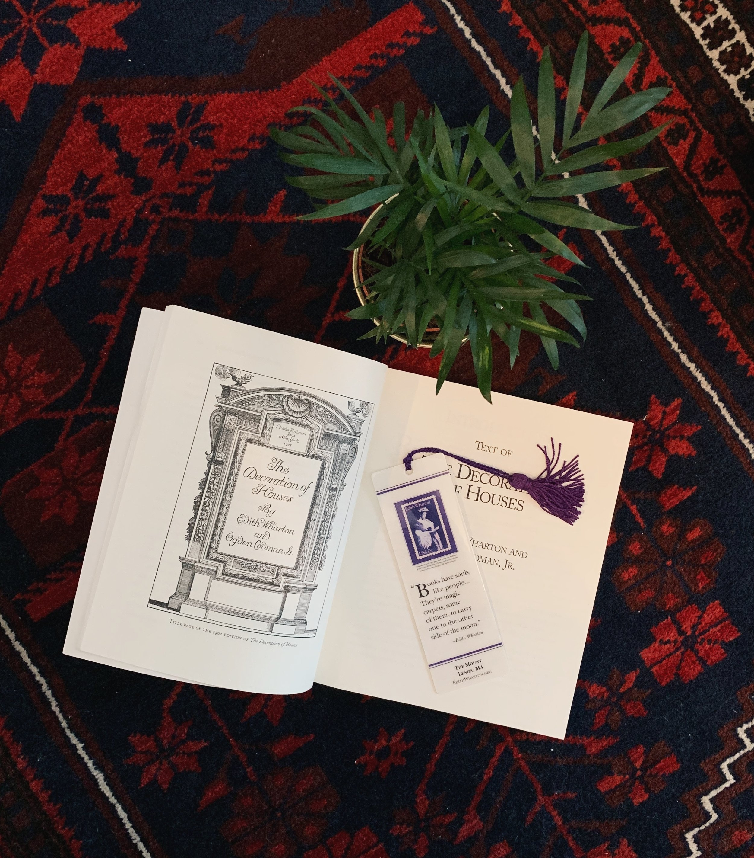 Edith Wharton The Decoration of Houses Interior Design Decorating Tips The Attic on Eighth Olivia Gündüz-Willemin 1.jpg