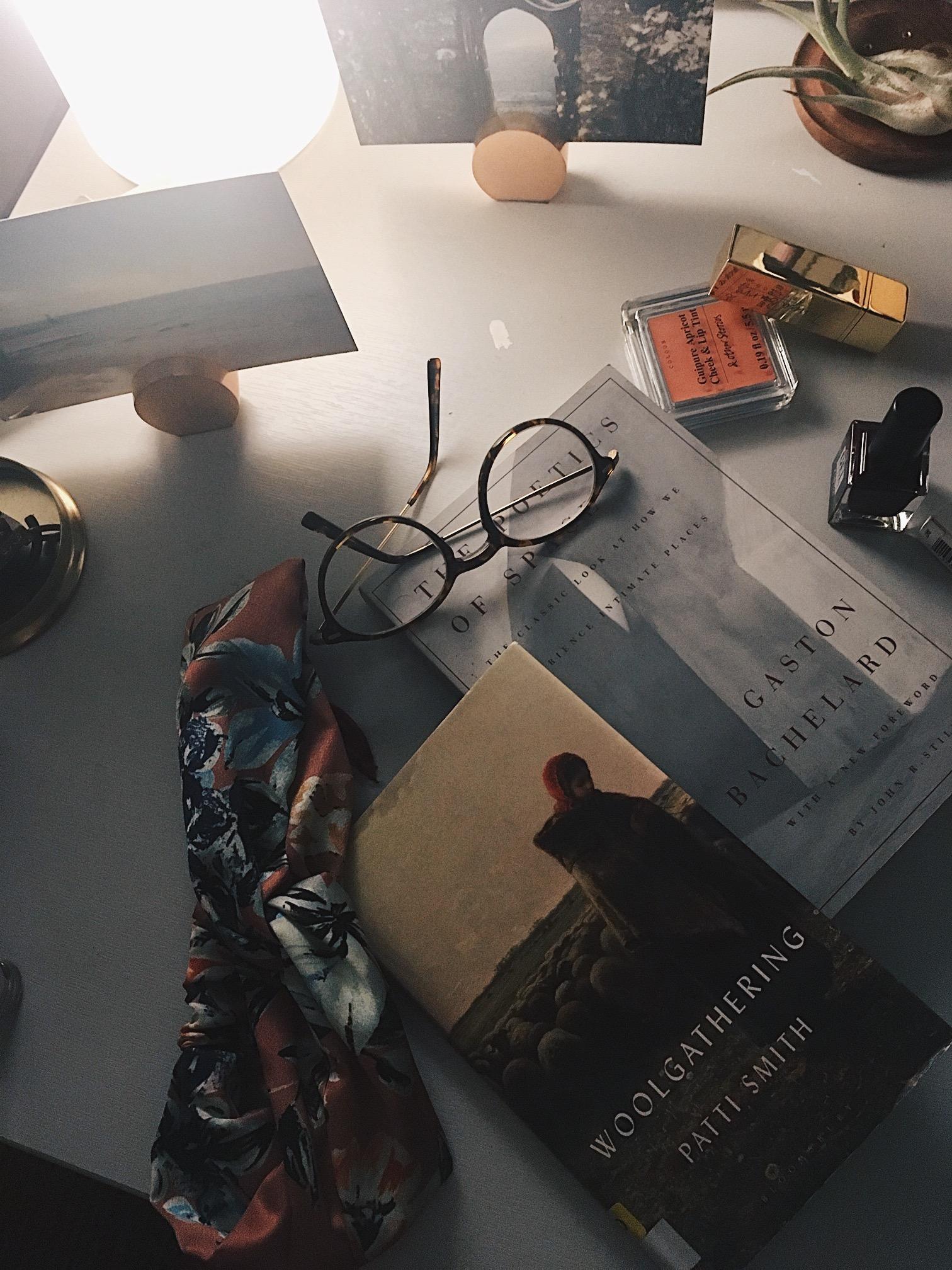 Madeline Baker Summer Reads The Attic on Eighth Woolgathering .JPG