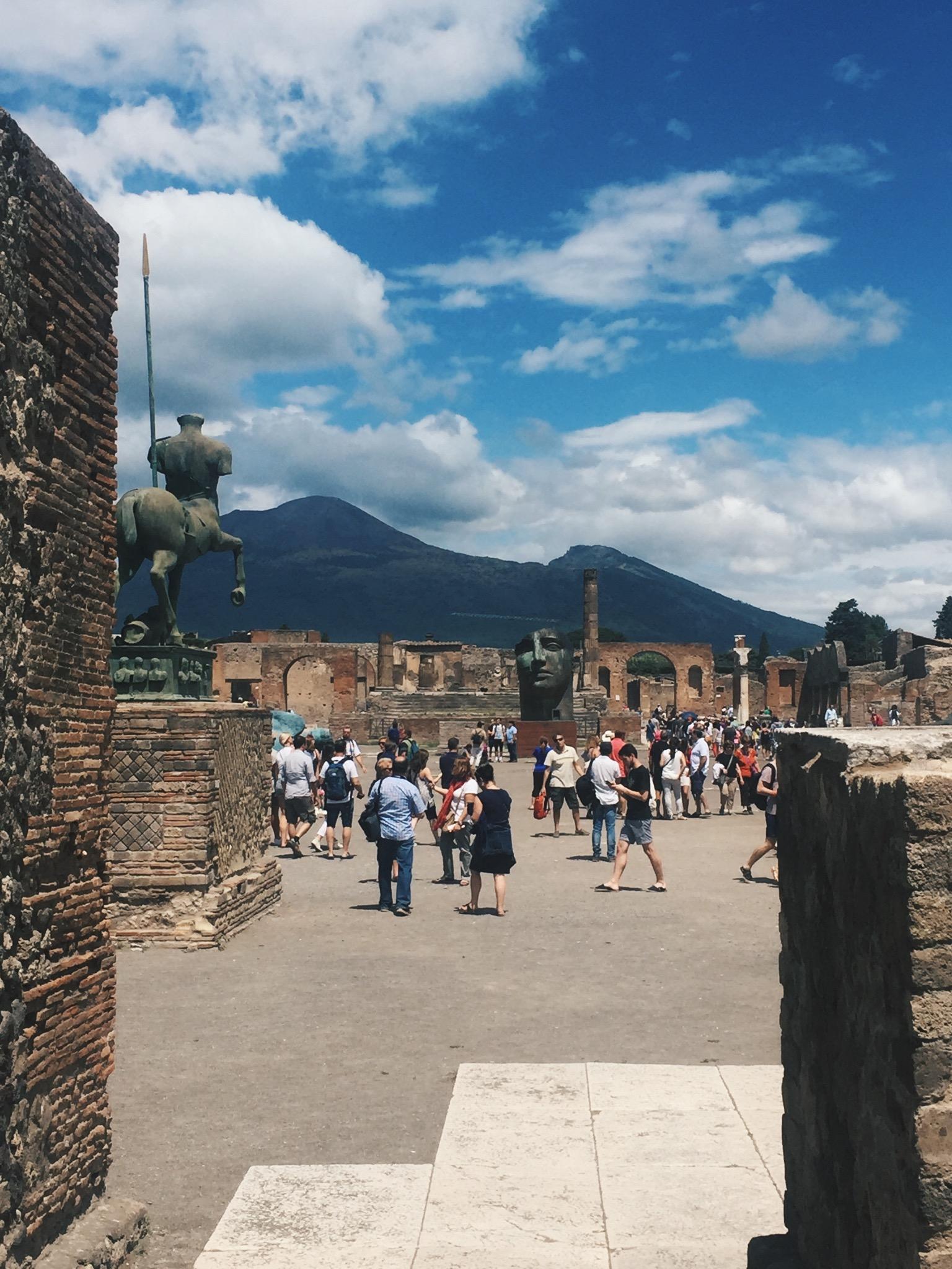 My Last Days of Pompeii Rory Mara The Attic on Eighth Forum