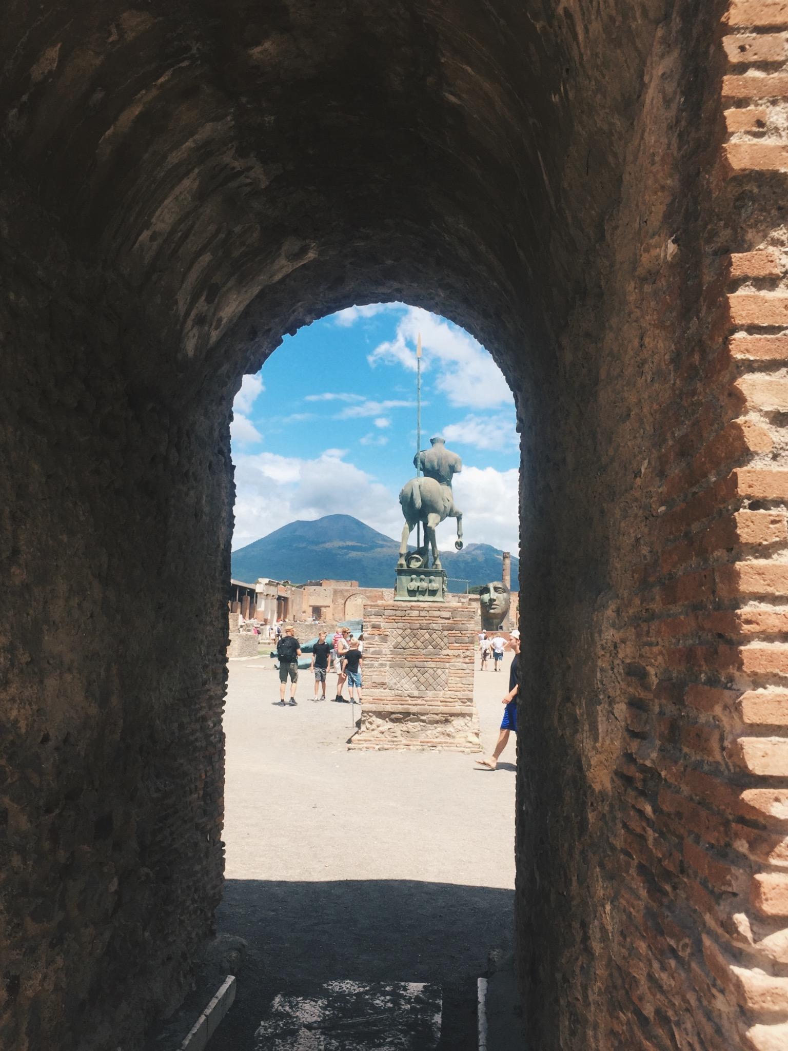 My Last Days of Pompeii Rory Mara The Attic on Eighth Arch.JPG