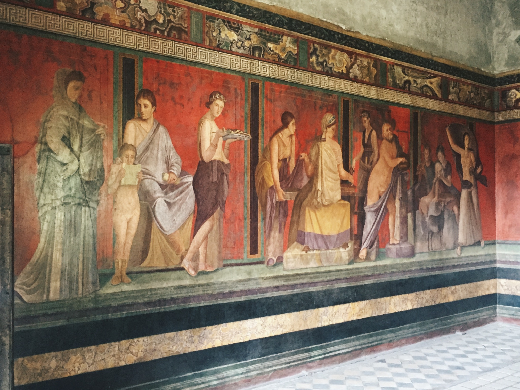 My Last Days of Pompeii Rory Mara The Attic on Eighth 1.JPG