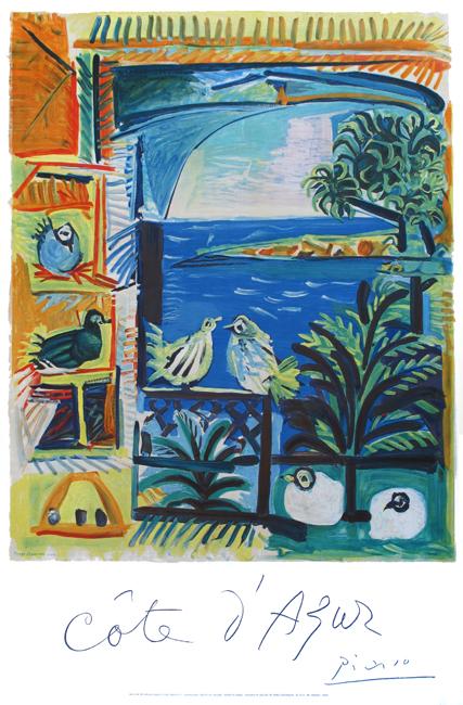 Picasso, 1962.