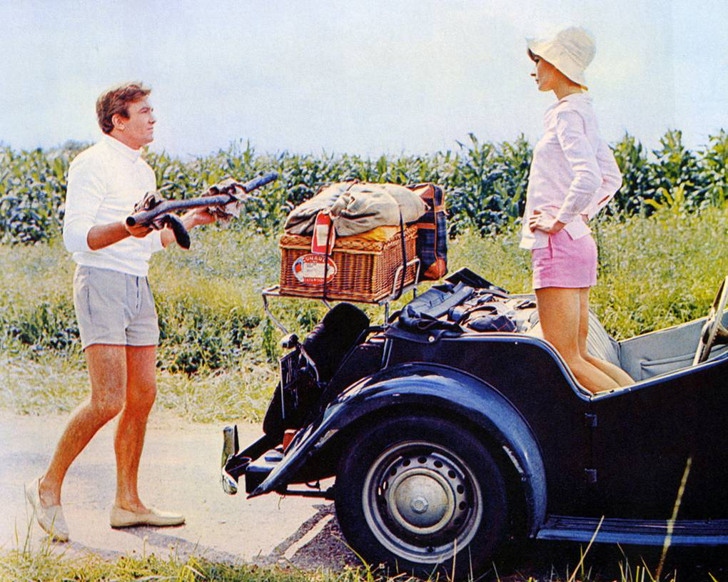 Two for the Road (1967).