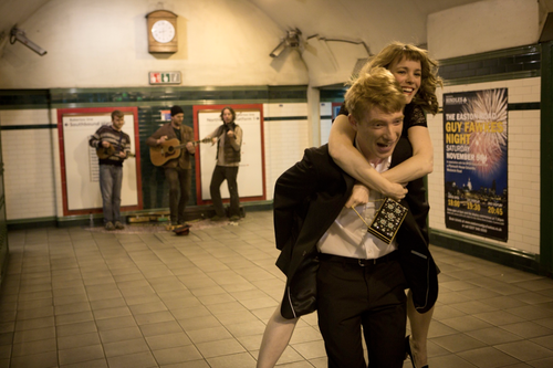 Still from About Time (2013).