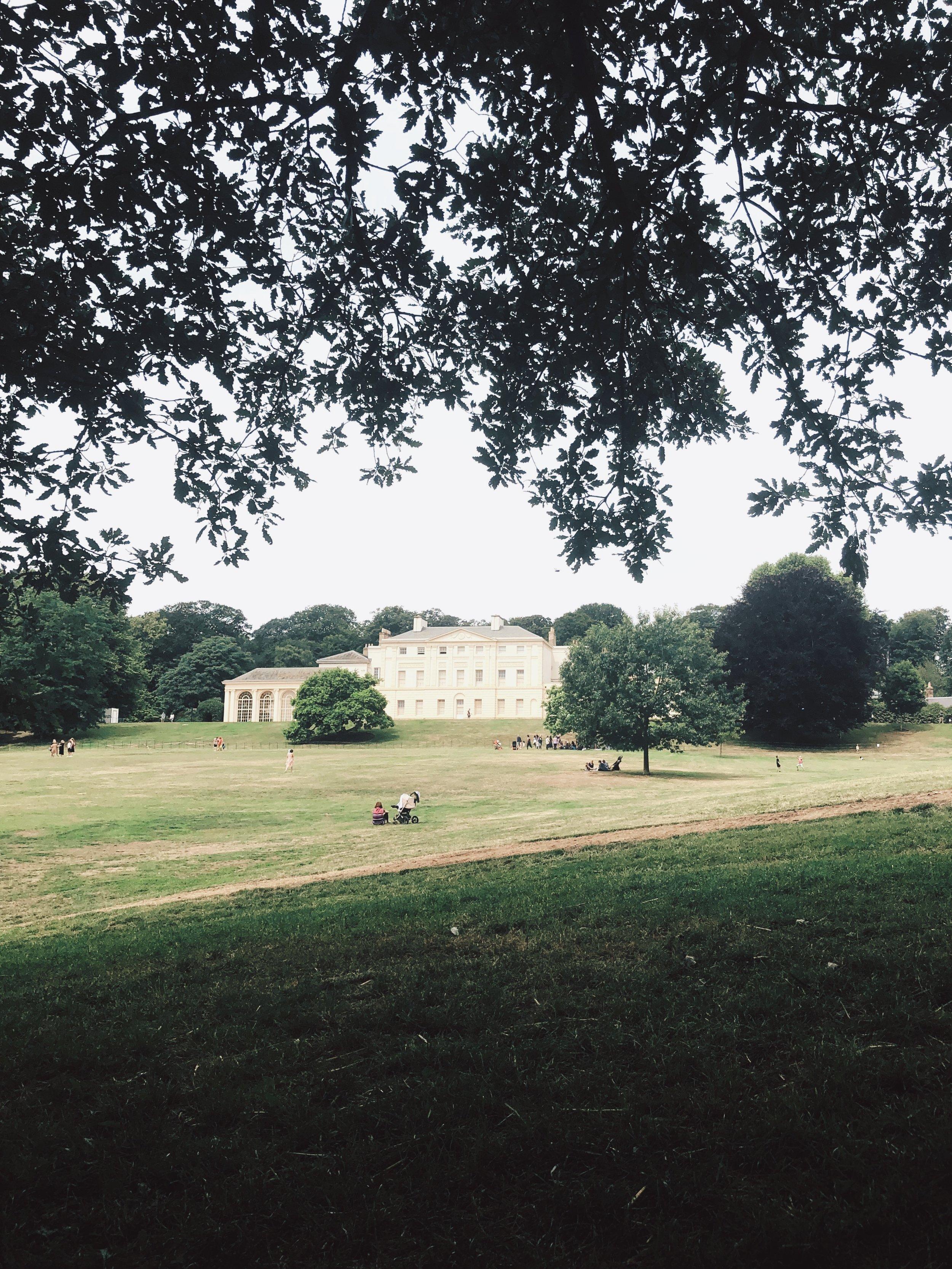 Hampstead Heath. Photo courtesy of M. A. McCuen.