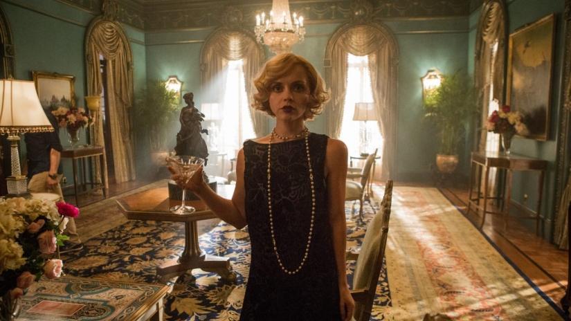 Christina Ricci as Zelda Fitzgerald.