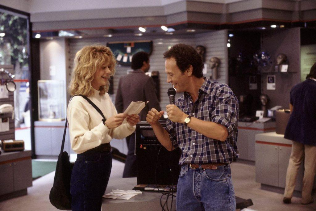 Film still from When Harry Met Sally (1994).