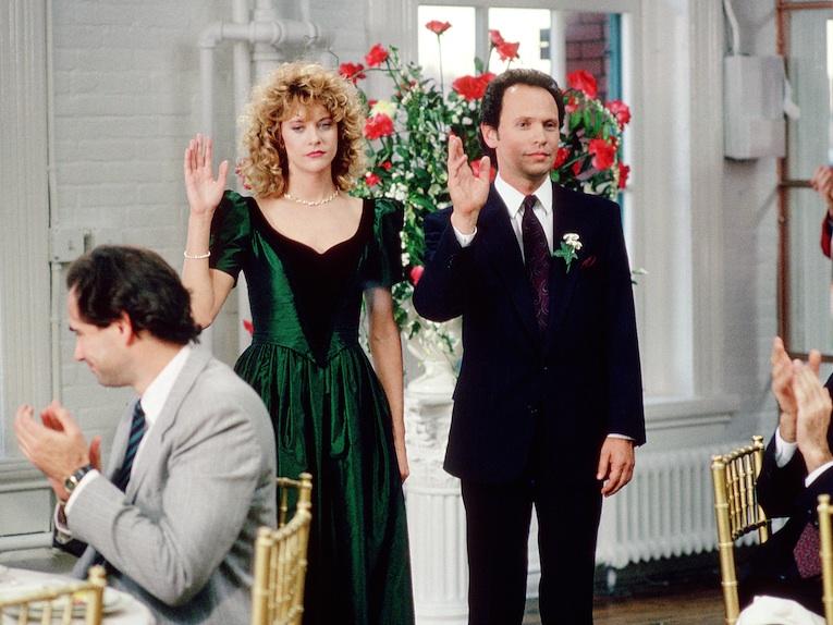 Still from When Harry Met Sally (1994).