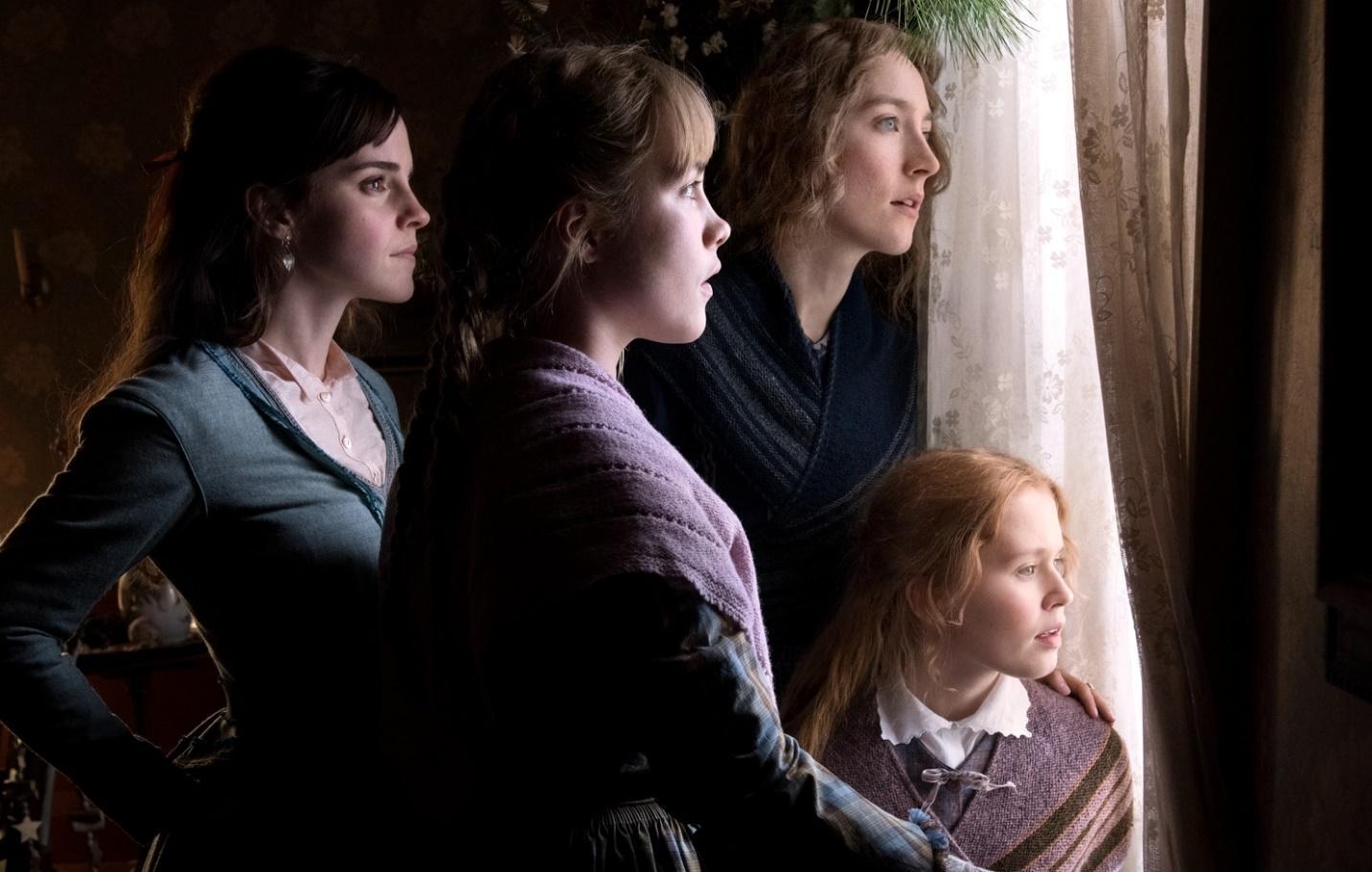 Film still from Little Women, (2019).