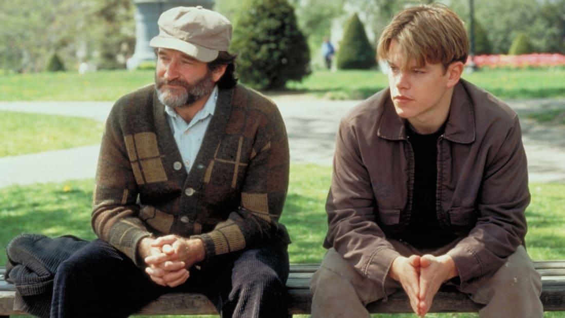 Still from Good Will Hunting (1997).