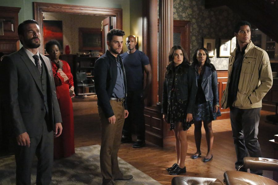 Still from How To Get Away With Murder.