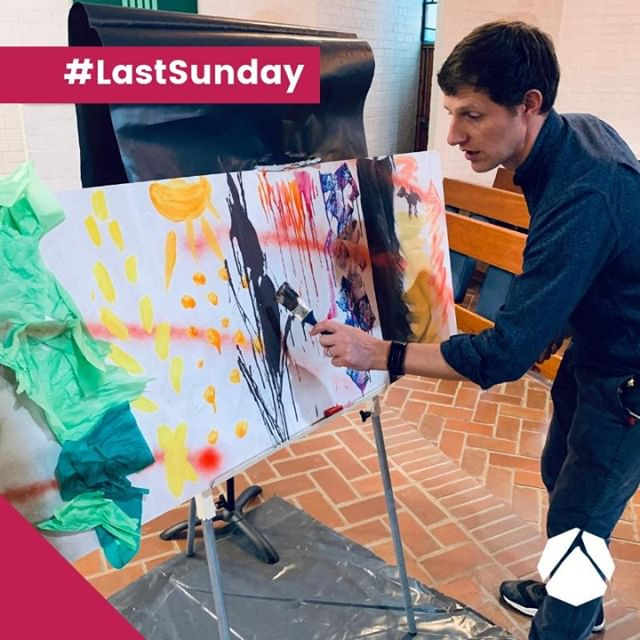 Last Sunday we creatively looked at the life of Joseph. Join us this week as we continue that journey and how God was at work in it #LastSunday