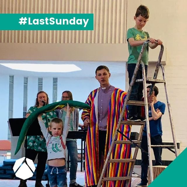 Last week we looked at the lows (snakes) and highs (ladders) of Joseph's journey and how God worked through both. Join us Sunday as we look at part 3 #LastSunday