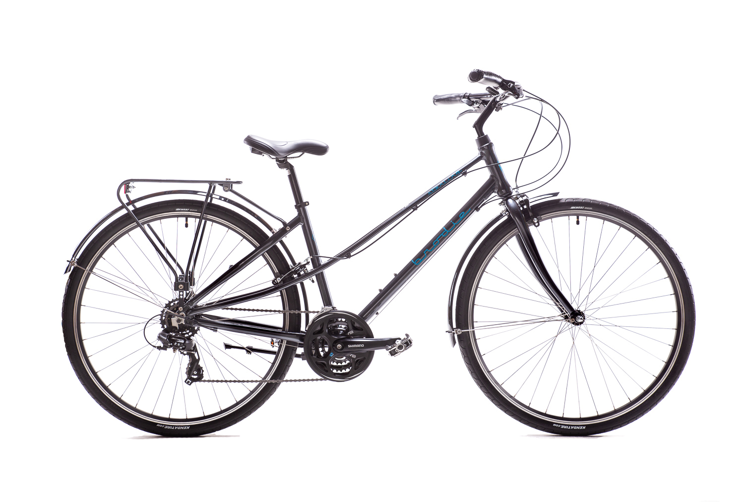 Sterling Mixte - $699 (MIXTE SOLD OUT - Traditional frame style available in Medium & Large)
