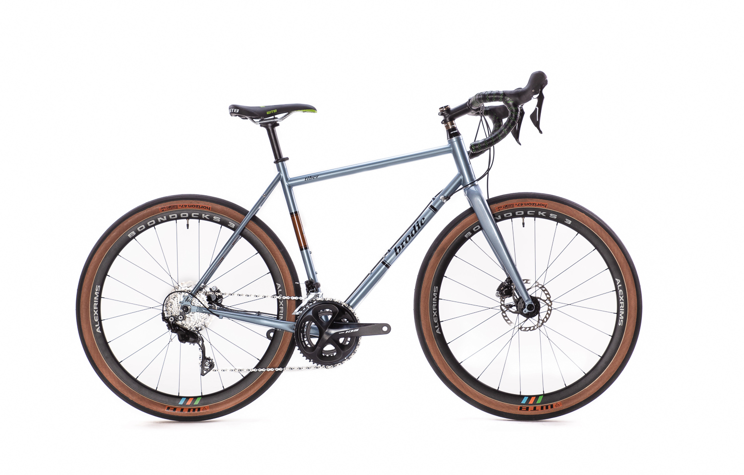 Have a look at the Tiber in the Road Plus Gravel Series - $2899